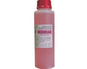Изолак, 500мл, РУ № ФСР 2009/04528 от 19.03.2009