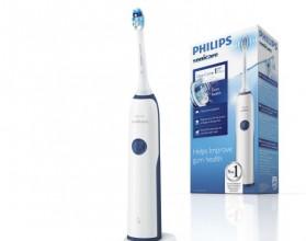 Щетка зубная электрическая CleanCare+ (1 series), 1 насадка Philips