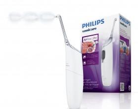Прибор для чистки межзубных промежутков AirFioss Ultra, 1насадка Philips