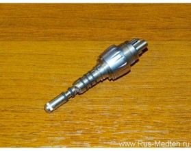 Переходник (мультифлекс) для турбинного наконечника 4-х канальный
