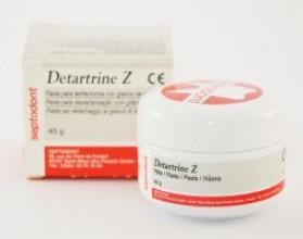 Детартрин Z -паста с истолченным цирконом для снятия зубного камня и полировки, 45 гр,