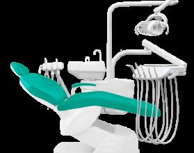 """Комплект оборудования рабочего места врача-стоматолога """"Дарта"""" (кресло 1605)"""