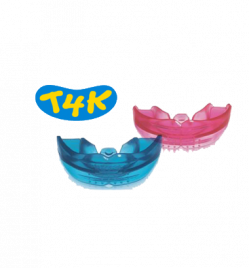 Трейнер Т4К преортодонтический детский мягкий (голубой)