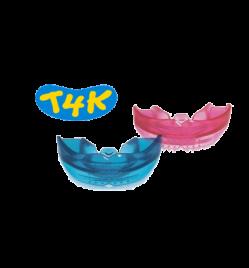 Трейнер Т4К ортодонтический детский жесткий (розовый)