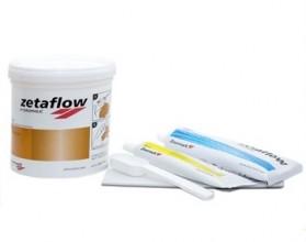 Зета флоу intro kit набор силиконового слепочного материала 900гр/140мл/60мл