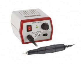 Микромотор Strong 204/102L - щеточный, с наконечником 102L, 35000 об/мин