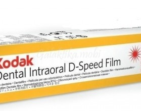 Пленка дентальная 3х4 см Kodak(100л)