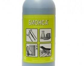 Бионса 1л - дезинфицирующее средство